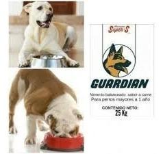 Perrarina Guardian 25 Kg Excelente Producto Para Su Mascota