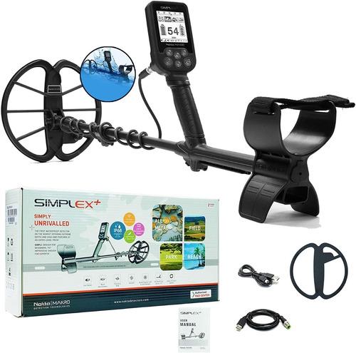 Nokta Makro Simplex Waterproof Detector