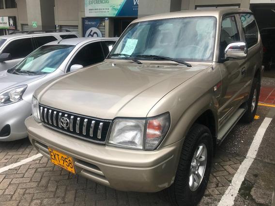 2006 Toyota Prado Sumo Ego