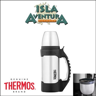 Termo Thermos 1 Lts. 24 Hs Caliente/frio Mejor Que Stanley