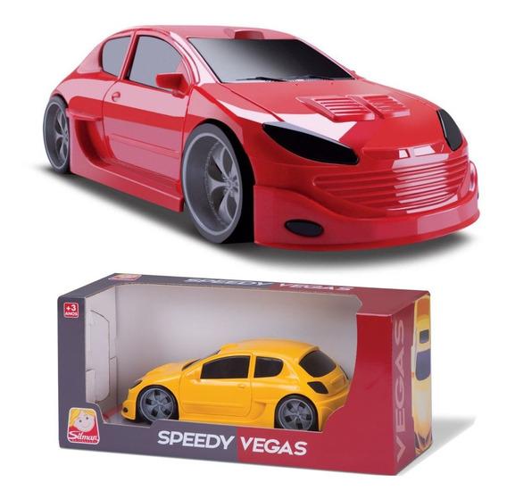 Carro Speedy Car Roda Livre 19cm