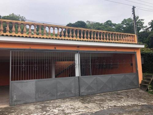 Chácara Com 6 Dormitórios À Venda, 2000 M² Por R$ 800.000 - Copaco - Arujá/sp - Ch0077