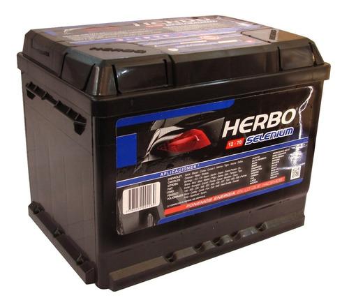 Bateria Herbo Selenium 12x70ah