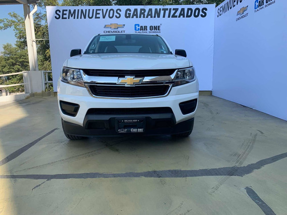 Chevrolet Colorado 2.5 Paq. A 4x2 At 2018