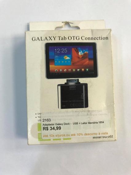 Adaptador Galaxy - Usb / Leitor Memória Sd E Micro Sd