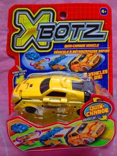 Carro Amarillo Desarmable X Botz