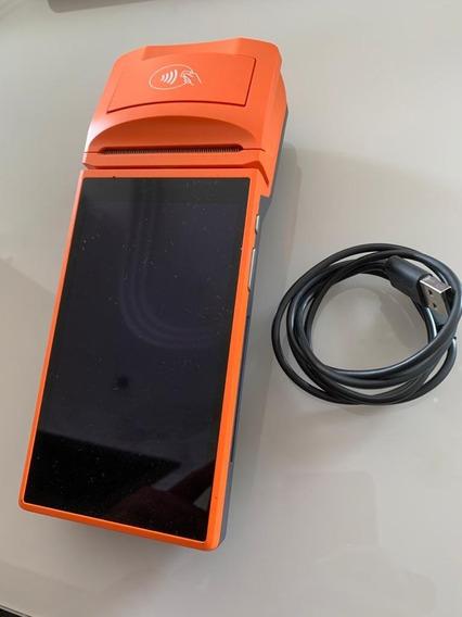 Impressora Térmica Bluetooth V1 Com Defeito P/ Tirar Peças
