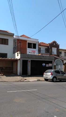 Imagem 1 de 30 de Sobrado Com 4 Dormitórios À Venda, 202 M² Por R$ 1.350.000,00 - Mooca - São Paulo/sp - So2589