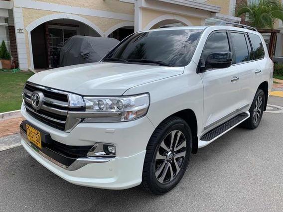 Toyota Sahara Vx Europea 2017 Diesel Refull