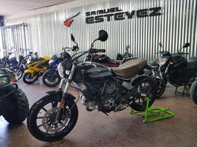 Ducati Scrambler 400 - 2018 - Impecable