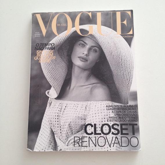 Revista Vogue Brasil N470 Out2017closet Isabeli Fontana C2