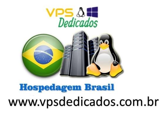 Servidor Dedicado No Brasil (são Paulo ) + Trafego Ilimitado