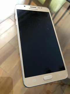 Celular Samsung Galaxy J7 (6) Casi Sin Uso, Impecable!