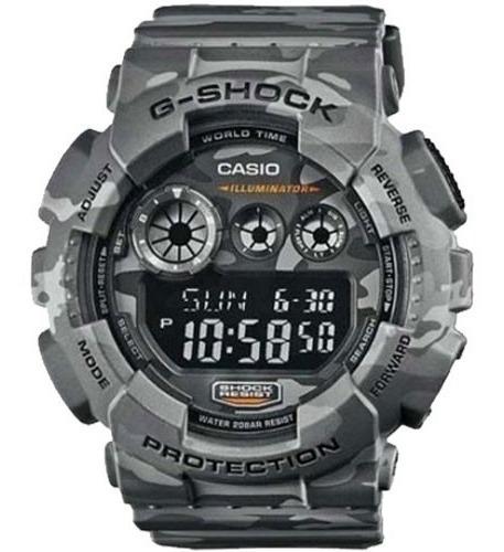 Promoção Relógio Casio G-shock Original Gd-120cm-8dr