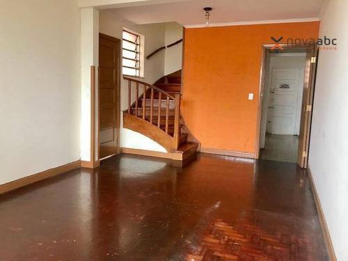Sobrado À Venda, 146 M² Por R$ 640.000,00 - Vila Alpina - Santo André/sp - So0428