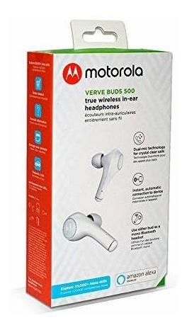 Motorola Verve Brotes 500 Verdadero Inalámbrica Bluetooth En