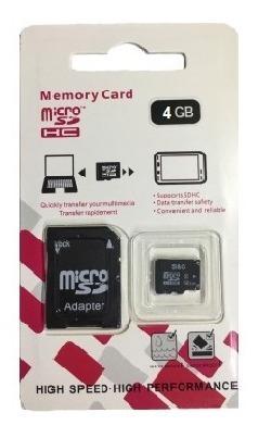 Cartão De Memoria Memory Card Micro Sd Hc S&g 8gb