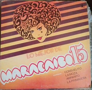 Discos De Acetato Maracaibo 15
