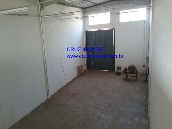 Barracão 300 M² Aluga, Pé Direito 5 Metros, Mezanino 50 M² - Gl00015 - 32300509