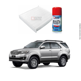 Kit Filtro Ar Condicionado Higienizador Toyota Hilux Sw4