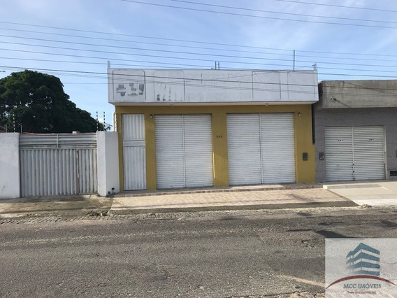 Ponto Comercial Galpão Em Monte Alegre