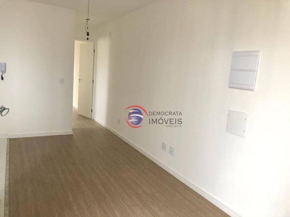 Apartamento Residencial Para Venda, Vila Valparaíso, Santo André, Ap4321. - Ap4321