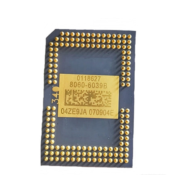 Kit 4 Chip Dmd Original 8060-6038b 8060-6039b Novo