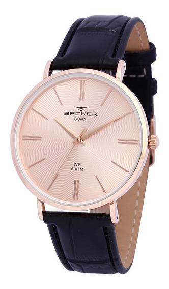 Relógio Backer Bona - 10812112m