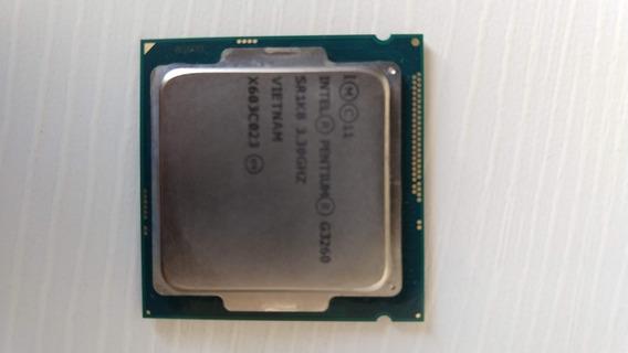 Processador Intel Pentium G3260 Lga 1150 Em Perfeito Estado!