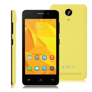 Xgody G12 4.5 Amarillo Dual Sim Gsm 5mp 1gbram+8g Interna