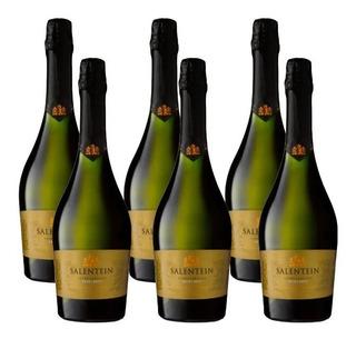Champagne Salentein Extra Brut Caja Por 6 Botellas