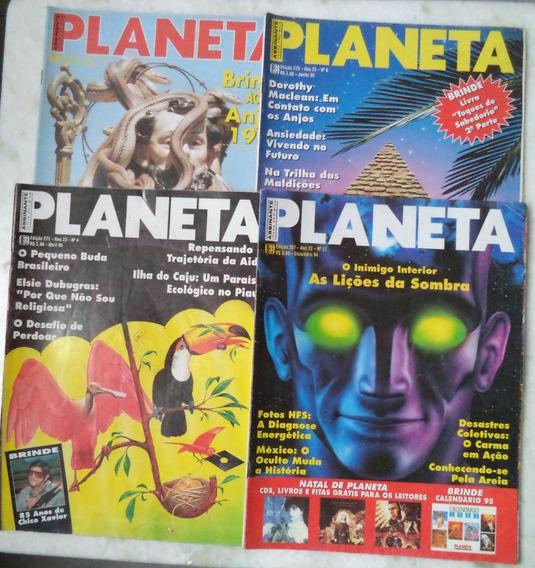 4 Revistas Planeta