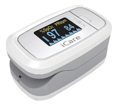Imagen 1 de 6 de Oximetro Saturometro Icare Cms50d1 Plus Para Deportes
