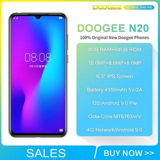 Smartphone Doogee N20 - 4gb Ram + 64gb Rom