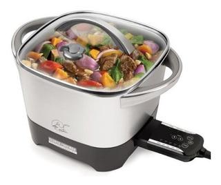 George Foreman Rc0995p 20-cup Smart Kitchen Multicoccion Con