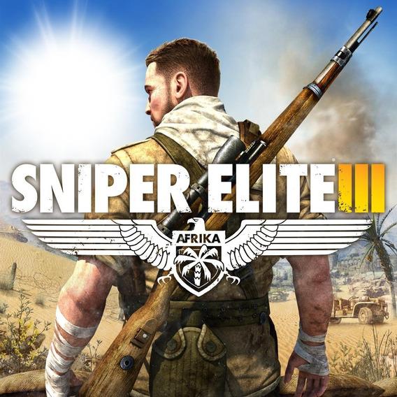 Sniper Elite 3 Deluxe - Pc Mídia Digital + Jogo Grátis