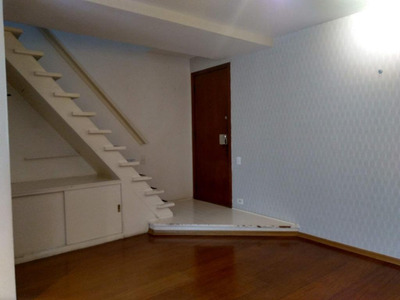 Apartamento Duplex Em Moema, São Paulo/sp De 70m² 1 Quartos À Venda Por R$ 570.000,00 - Ad219084