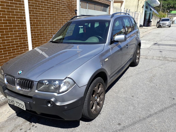Bmw X3 3.0 V6 2004 Blindada