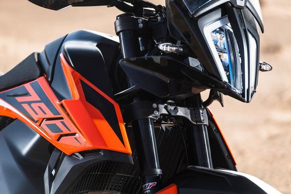 Ktm 790 Adventure S Pro Motors No Africa Twin 1000