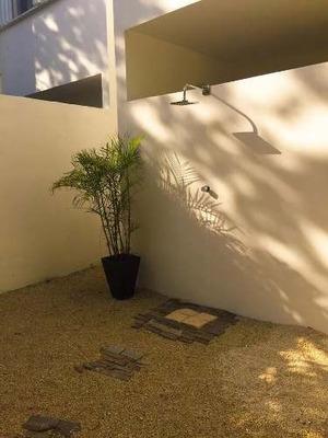 Casa Con Asador Propio Y Alberca Propia En Tulum