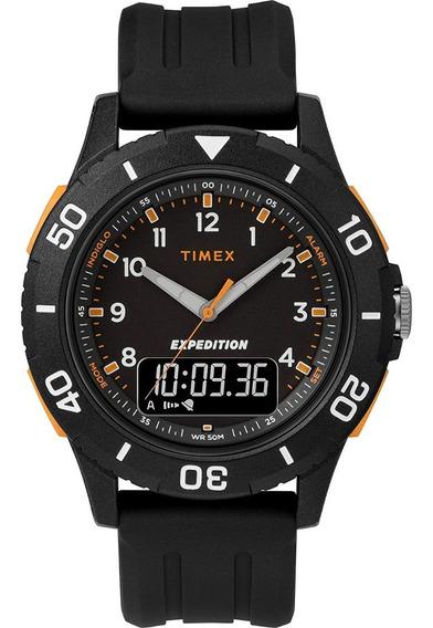 Reloj Hombre Timex Expedition Original Tw4b16700 Deportivo
