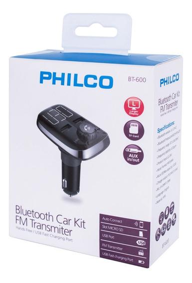 Transmisor Fm Bluetooth 3.4 | Philco