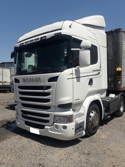 Scania R480 6x2 2017