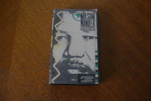 Fita De Vídeo-vhs-nelson Mandela70th Birthday Tribute.1988