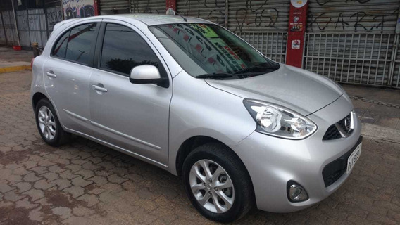 Nissan March 1.0 Sv 3 Cilindros 16/17 Faturado Em 13/12/2016
