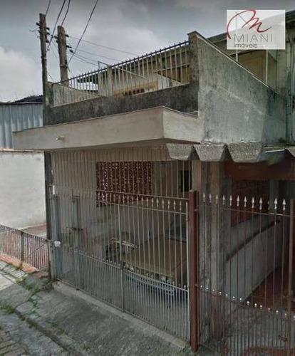 Sobrado À Venda, 91 M² Por R$ 320.000,00 - Rio Pequeno - São Paulo/sp - So1078