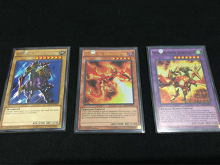 Sky Galoping Gaia The Dragon Champion / Set Yugioh!