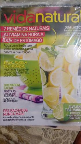 Imagem 1 de 1 de Revista Vida Natural Nº67-aliviam A Dor De Estomago(lacrada)