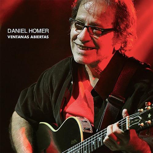 Daniel Homer - Ventanas Abiertas - Cd