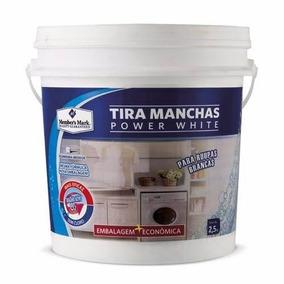 Tira Manchas Power White 2,5 Kg Roupas Brancas